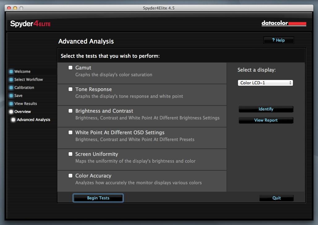 Digital Imaging Accessory Review: Datacolor Spyder4