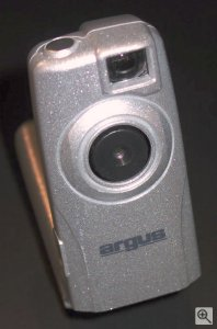 Argus' DC-1540 digital camera. Copyright (c) 2003, Michael R. Tomkins. All rights reserved. Click for a bigger picture!