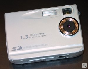 Argus' SL-2660 digital camera. Copyright (c) 2003, Michael R. Tomkins. All rights reserved. Click for a bigger picture!
