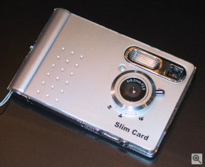 Argus' SL-2800 digital camera. Copyright (c) 2003, Michael R. Tomkins. Click for a bigger picture!
