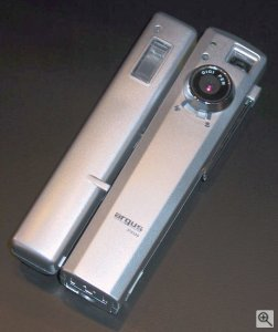 Argus' ST2520 digital camera. Copyright (c) 2003, Michael R. Tomkins. All rights reserved. Click for a bigger picture!