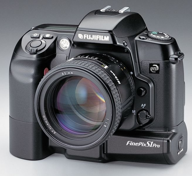 The imaging resource fuji finepix s1 pro slr digital camera for Finepix s1 fnac
