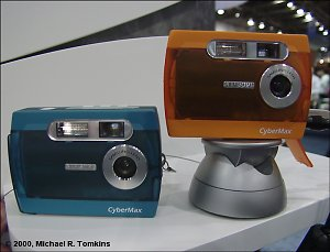 Samsung CyberMax 35 Front View - click for a bigger picture!