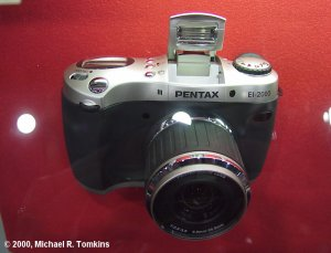 Pentax EI-2000 - click for a bigger picture!