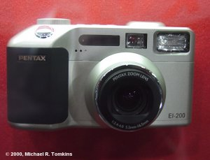 Pentax EI-200 - click for a bigger picture!