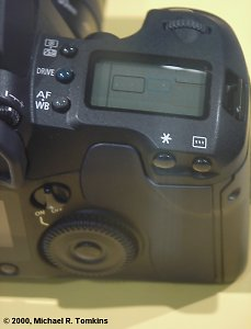 Canon EOS Digital SLR Controls - click for a bigger picture!