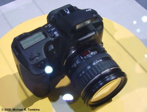 Canon's proposed EOS digital SLR - click for a bigger picture!