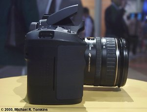 Canon EOS Digital SLR Right View - click for a bigger picture!