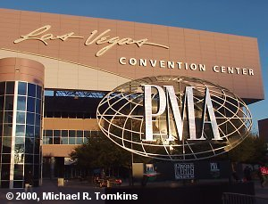 The Photo Marketing Association Show 2000 - click for a bigger picture!