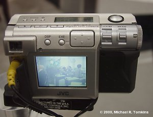 JVC QC-GX3 Back View - click for a bigger picture!