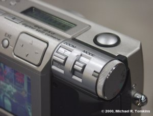 JVC QC-GX3 User Interface - click for a bigger picture!