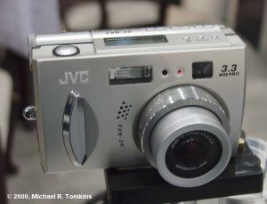 JVC QC-GX3 Front View - click for a bigger picture!