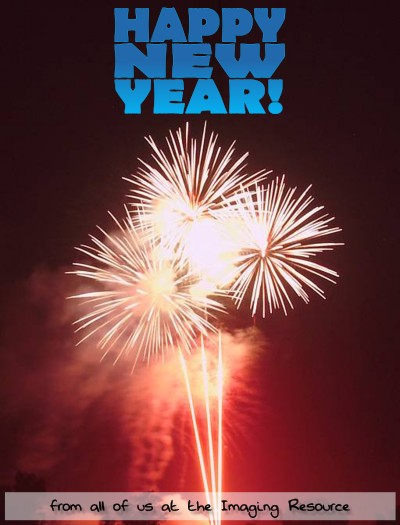 Happy New Year from the Imaging Resource! Copyright (c) 2000, Michael R. Tomkins, all rights reserved.