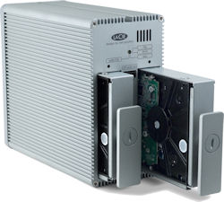 LaCie 2big network drive. Photos provided by LaCie. Click for a bigger picture!