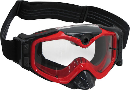 The Impact Series HD video camera MX goggle. Photo provided by Liquid Image Co. LLC. Click for a bigger picture!