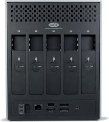 LaCie 5big network drive. Photos provided by LaCie. Click for a bigger picture!