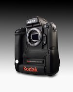 Kodak DCS  620x front view - click for a bigger picture!
