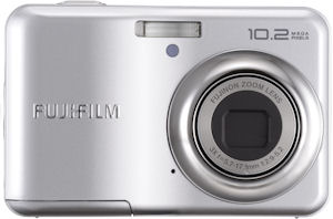 Fujifilm's A170 digital camera. Photo provided by Fujifilm USA Inc. Click for a bigger picture!
