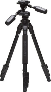 Induro's AKP0 Adventure-series Tripod. Photo provided by MAC Group. Click for a bigger picture!