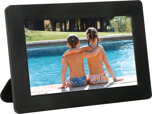 JOBO Atrum 7 digital picture frame. Photo provided by Jobo AG. Click for a bigger picture!