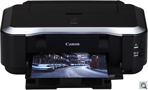 Canon iP3600 printer. Courtesy of Canon, with modifications by Zig Weidelich. Click for a bigger picture!