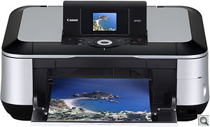 Canon MP620 printer. Courtesy of Canon, with modifications by Zig Weidelich. Click for a bigger picture!