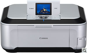 Canon MP980 printer. Courtesy of Canon, with modifications by Zig Weidelich. Click for a bigger picture!