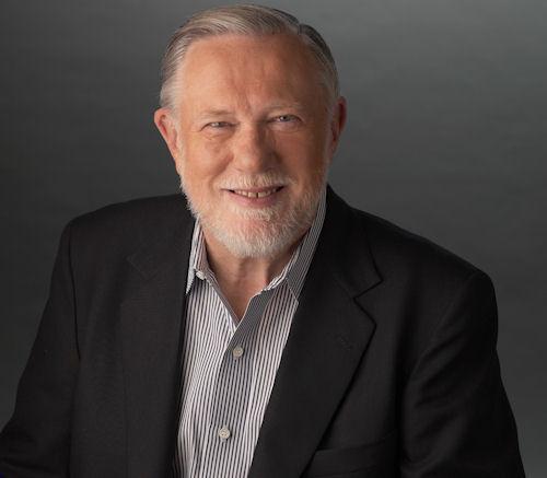 Dr. Charles M. Geschke, Co-Founder and Chairman of the Board, Adobe Systems. Photo provided by Adobe Systems Inc. Click for a bigger picture!