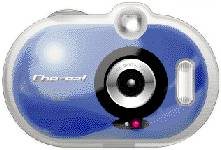 NH Japan Holdings'  Che-ez! G2 digital camera. Courtesy of NH Japan Holdings.