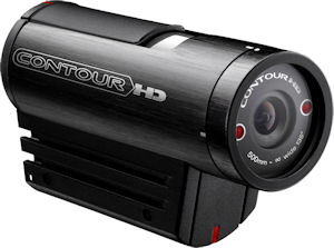 VholdR Contour HD camcorder. Photo provided by Twenty20 LLC. Click for a bigger picture!