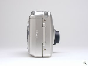 Nikon's Coolpix 2000 digital camera. Copyright © 2002, The Imaging Resource. All rights reserved.