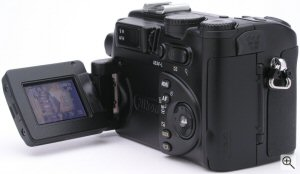 Nikon's Coolpix 5400 digital camera. Copyright © 2003, The Imaging Resource. All rights reserved. Click for a bigger picture!
