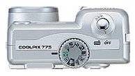 Nikon's Coolpix  775 digital camera. Courtesy of Nikon Inc.