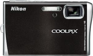 Nikon's Coolpix S52c digital camera. Courtesy of Nikon, with modifications by Michael R. Tomkins. Click for a bigger picture!