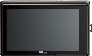 Nikon's Coolpix S60 digital camera. Courtesy of Nikon, with modifications by Michael R. Tomkins.