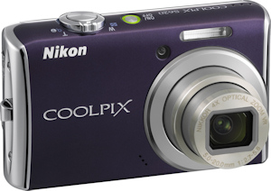 Nikon's Coolpix S620 digital camera. Photo provided by Nikon Inc. Click here for a bigger picture!