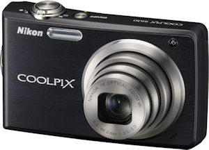 Nikon's Coolpix S630 digital camera. Photo provided by Nikon Inc. Click here for a bigger picture!