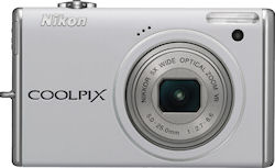 The Nikon Coolpix S640 digital camera. Photo provided by Nikon Inc. Click for a bigger picture!