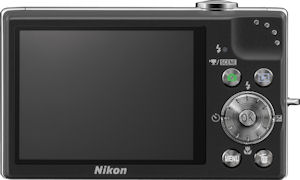 Nikon's Coolpix S640 digital camera. Photo provided by Nikon Inc. Click for a bigger picture!