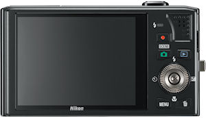 Nikon's Coolpix S8000 digital camera. Photo provided by Nikon Inc. Click for a bigger picture!