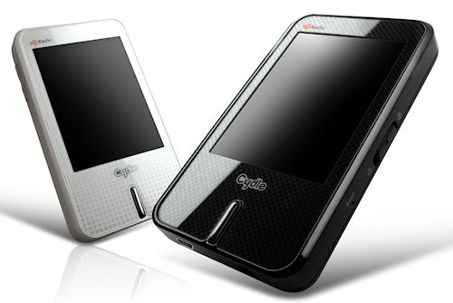 Cydle devices in both white and black body colors. Rendering provided by Cydle. Click for a bigger picture!