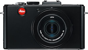Leica's D-LUX 5 digital camera. Photo provided by Leica Camera AG. Click for a bigger picture!