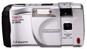 Olympus D-360L - click for a bigger picture!