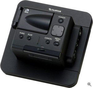 Fujifilm's DBP for GX680 digital camera back. Courtesy of Fujifilm, with modifications by Michael R. Tomkins. Click for a bigger picture!