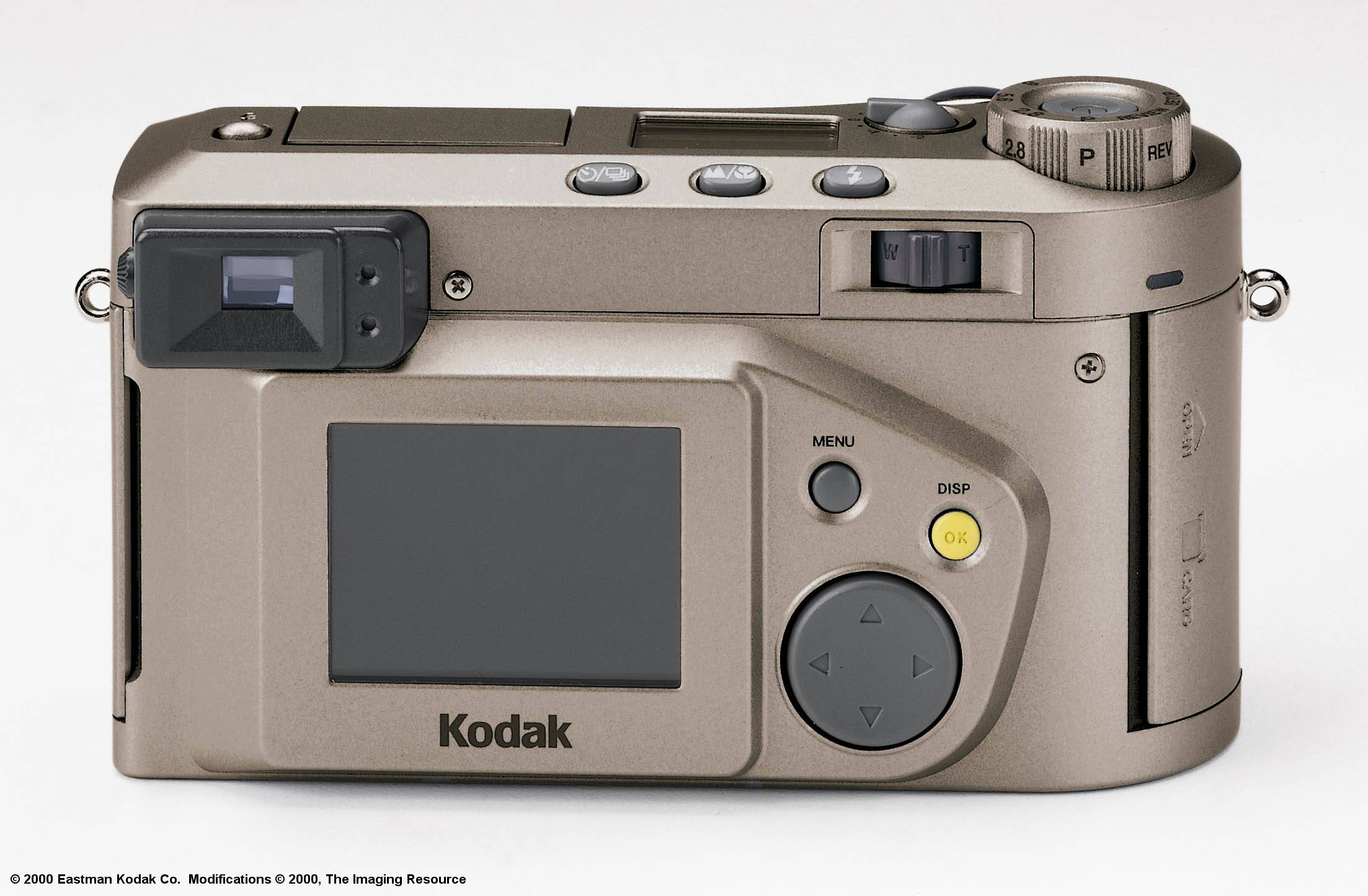 News Digital Cameras Imaging Photography Reverse Camera Wiring Suzuki Forums Forum Site Kodaks New Dc4800 Zoom Rear View Click For A Bigger Picture