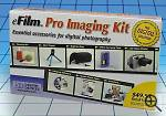 Delkin's eFilm Pro Imaging Kit, packaging.  Courtesy of Delkin Devices - click for a bigger picture!