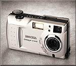 Minolta's Dim�ge 2300 digital camera