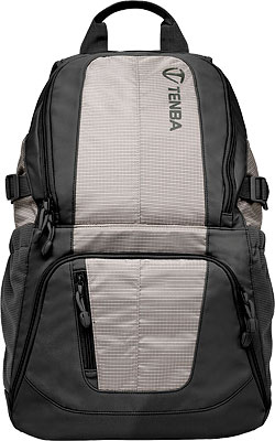 Tenba's Discovery Photo/Laptop Daypack. Photo provided by MAC Group. Click for a bigger picture!
