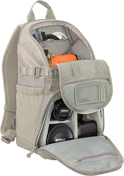 Tenba's Discovery Photo/Tablet Daypack. Photo provided by MAC Group. Click for a bigger picture!