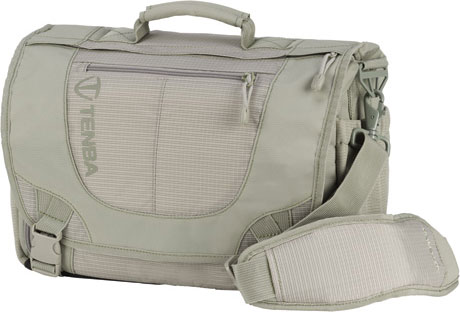 Tenba's Discovery Messenger bag. Photo provided by MAC Group. Click for a bigger picture!